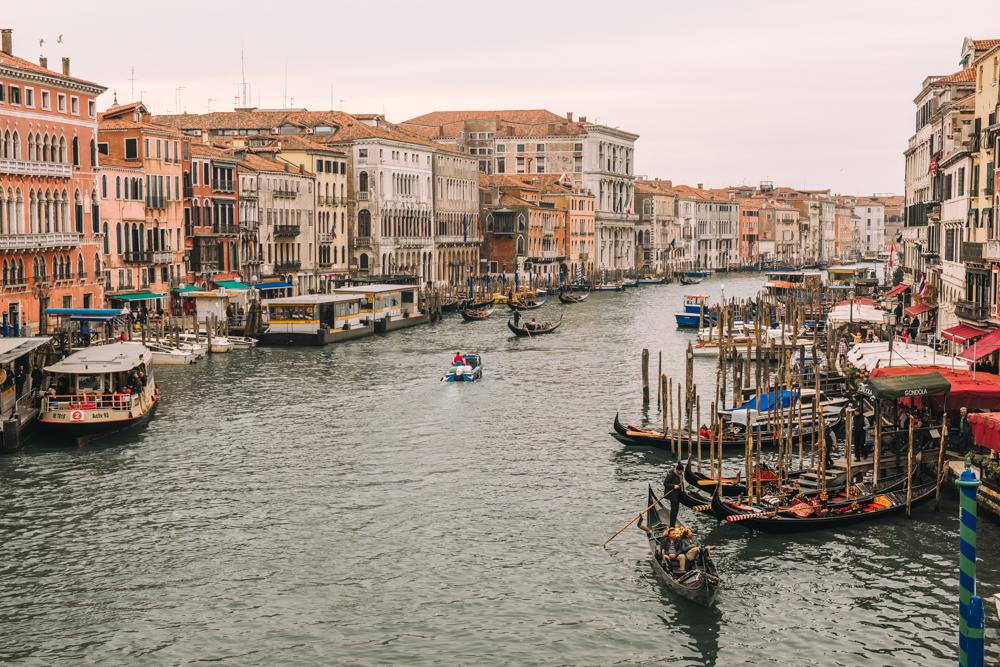 Co zobaczyć w Wenecji? Ponte di Rialto