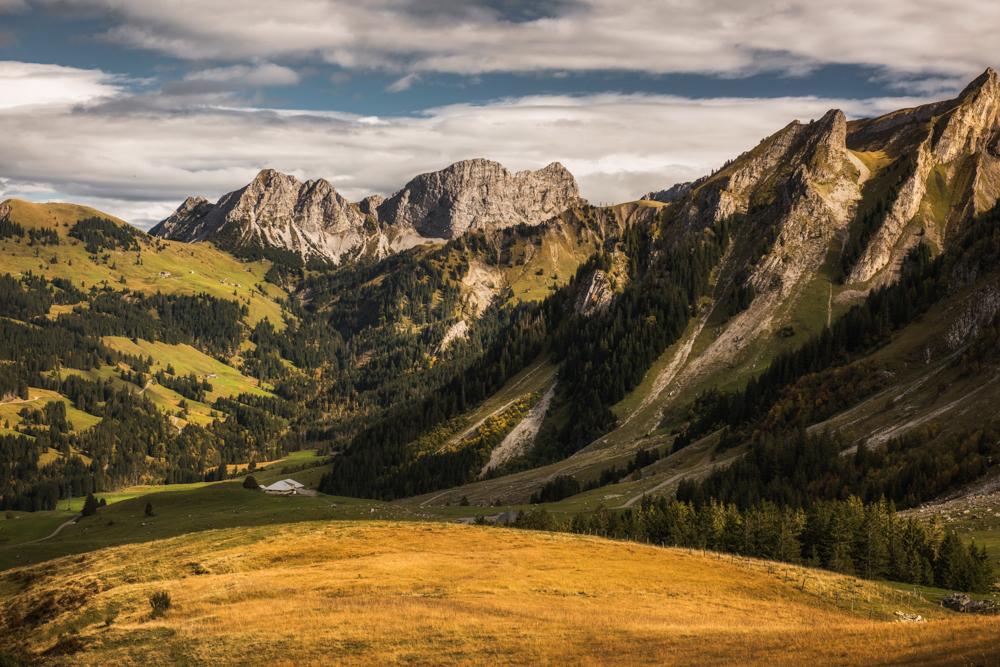 Rezerwat Biosfery UNESCO Entlebuch, Szwajcaria