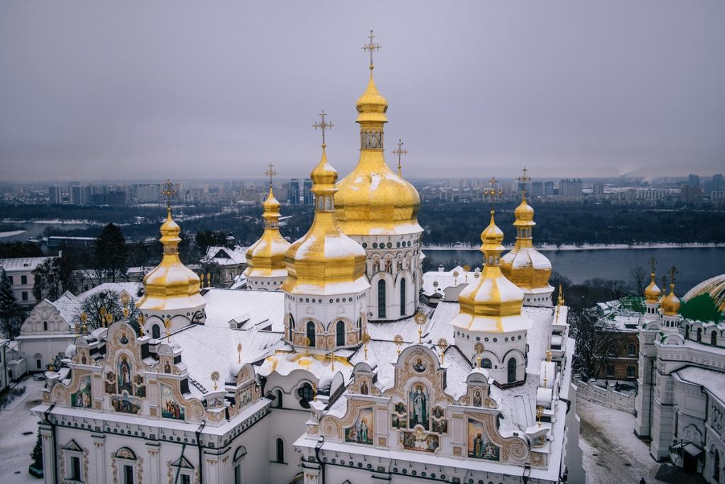 Co warto zobaczyć w Kijowie - największe atrakcje Kijowa. Ławra Peczerska.