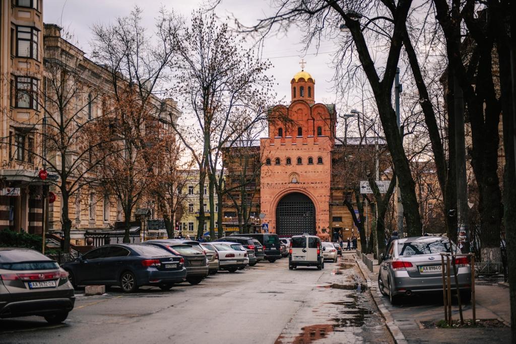 Co warto zobaczyć w Kijowie - największe atrakcje Kijowa. Złote Wrota w Kijowie.